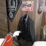 ウォーム&セーフ社の熱線入りヒートジャケット
