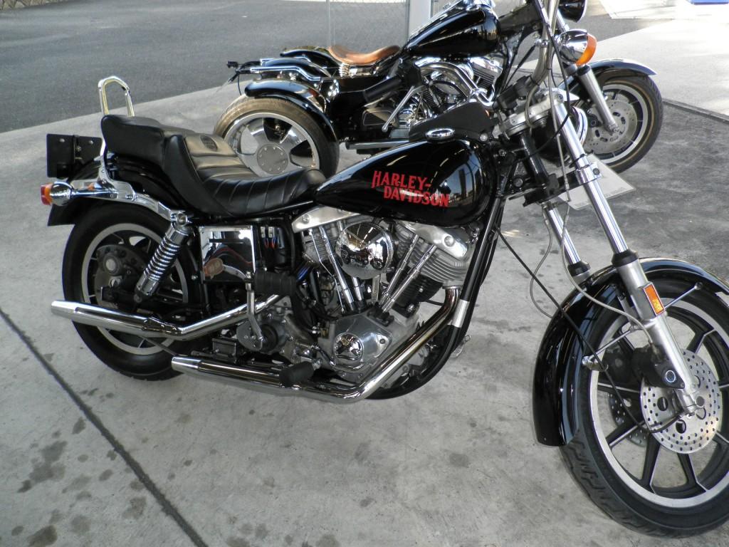ハーレー FXE 1976年